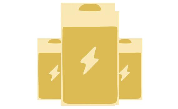 Accumulatori di energia